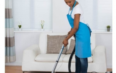 Carpet cleaning.