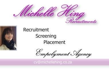 Receptionist / PA Vacancy