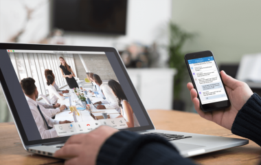 Easy, cost-effective and efficient video conferencing solutions from Dynamiccom