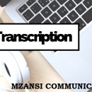 Transcription-recording service.