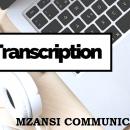 ISIXHOSA/ENGLISH TRANSCRIPTION SERVICE, IN SPRINGBOK