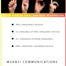 Professional Sign-Language Interpreting services